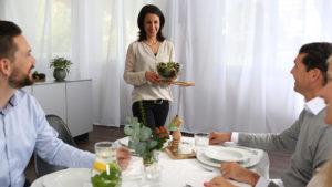 Vacuisine blog vzug Gäste bekochen