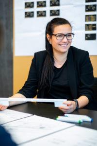 Gloria Cutura, User Experience Designer blog vzug